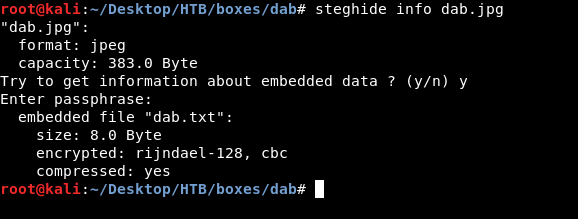 Hack The Box - Dab   0xRick Owned Root !