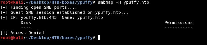 Hack The Box - Ypuffy   0xRick